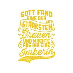 Imkerinnen Sind Stark: Notizbuch Für Imkern Imker-In Imkern Imkerei