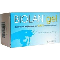 BIOLAN Gel Augentropfen 27 ml