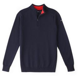 Henjl - Delroy Navy - Pullover - Größe: XL