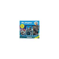 Edel Hörspiel CD Die Playmos - Hörspiel-Box Ritter