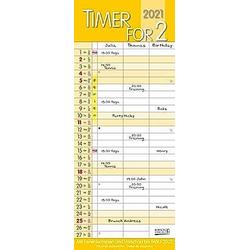 Timer for 2 Safran 2021