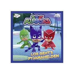 PJ Masks Hörspiel CD PJ Masks - Los gehts Pyjamahelden 1