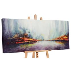 YS-Art Gemälde Die Größe der Stadt 031