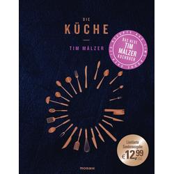 Die Küche als Buch von Tim Mälzer