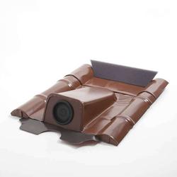 Dachdurchführung für Betondachziegel - Braun
