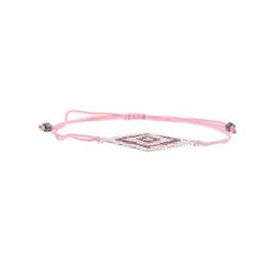 leslii Armband, mit Zugverschluss weiß Damen Perlenarmbänder Armbänder Schmuck Armband