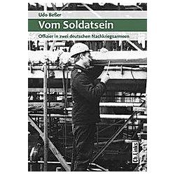 Vom Soldatsein. Udo Beßer  - Buch