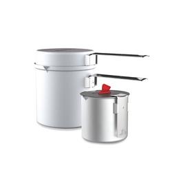 Primus Topfserie 'Essential Trek Pot' komplett Set 1,0 L + 0,6 L