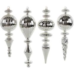 Glasschmuck Basilika 4er Set