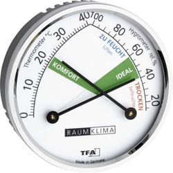 TFA Dostmann Thermo-/Hygrometer 45.2024 Funkwetterstation
