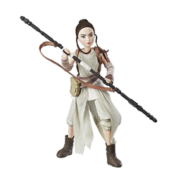 Hasbro Actionfigur Star Wars Forces of Destiny Figur - Rey 27cm