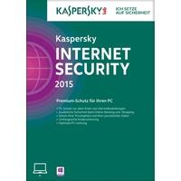 Kaspersky Lab Internet Security 2015 5 User FFP DE Win