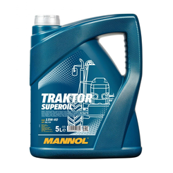 MANNOL Motoröl  MN7406-5