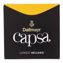 Dallmayr Capsa Espresso Belluno 10 Nespresso Kaffeekapseln 56g