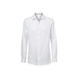 Piqué-Hemd mit Kent-Kragen