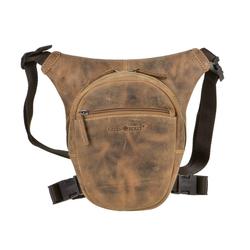 Greenburry Gürteltasche Legbag, Bikertasche, für Motorradfahrer Biker