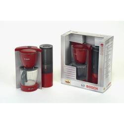 Klein Theo Bosch Kaffeemaschine rot/grau 9577