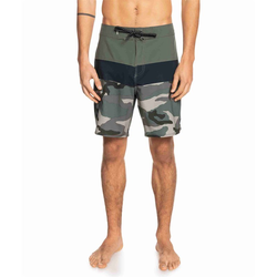 Badehose QUIKSILVER - Surfs Panel 18 Thyme (CQY6)