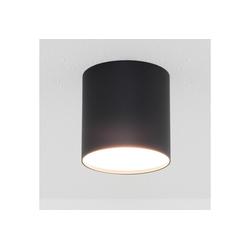 Licht-Erlebnisse Strahler POINT Spot Lampe Deckenstrahler Schwarz modern Flur Küche Lampe (1-St)
