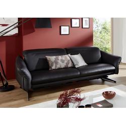 Sofa 3 Sitzer Himolla 1808(BHT 223x81x101 cm) himolla
