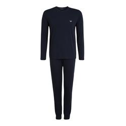Emporio Armani Herren Pyjama marine, Größe M, 5073517