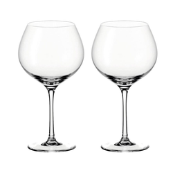 LEONARDO Schnapsglas GIN 2er-Set 240 ml, Kristallglas