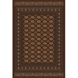 Teppich Opus M031 (Braun; 60 x 110 cm)