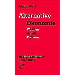 Alternative Ökonomie