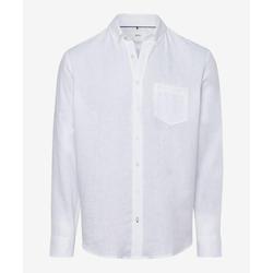 Brax Style Dirk white, Gr. M, Leinen