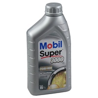 Mobil 1 Super 3000-X1 5W-40 1 Liter
