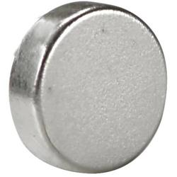 Scheibenmagnet Neodym 10x3mm VE=10 Stück