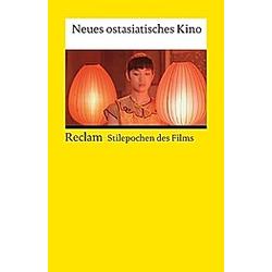 Neues ostasiatisches Kino - Buch