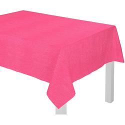 Wirth Tischdecke Lahnstein rosa 120 cm x 120 cm