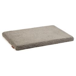 Beeztees Memory Foam Liegekissen Ito grau, Maße: 89 x 60 x 4 cm