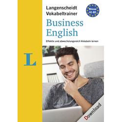 Langenscheidt Vokabeltrainer 7.0 Business Englisch