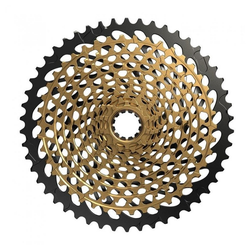 SRAM Fahrradkette Zahnkranz-Kass.Sram XG-1299 Eagle gold 12-f.10-12-