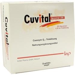 CUVITAL Liposomal 100 250 ml