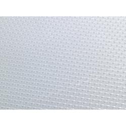 WENKO Premium Anti-Rutsch-Matte, 150 x 50 cm, zuschneidbar, Idealer Rutschstopp für Schränke und Schubladen, Farbe: transparent, mit Noppen