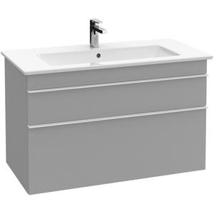Villeroy & Boch Venticello Waschtischunterschrank 953x590 mm A92601DH Eiche Graphit VBA92601FQ