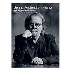 Benny Andersson Piano. Benny Andersson  - Buch