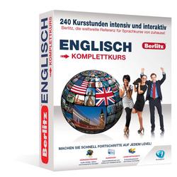 Kompletny kurs języka angielskiego Berlitz