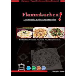 Flammkuchen als Buch von Alexander Thumm