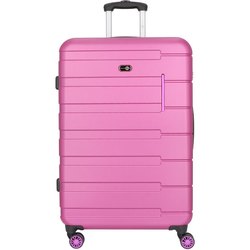 Travel Pal München 4-Rollen Trolley 78 cm beere/pink