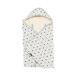 Einschlagdecke Einschlagdecke für Babyschalen Stern und, Alvi®