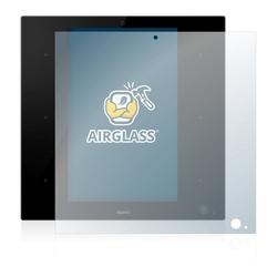 BROTECT Schutzfolie Panzerglasfolie für Zipato ZipaTile Z-Wave Zigbee Gateway, Schutzglas Glasfolie klar