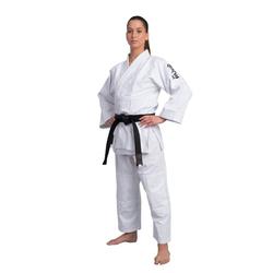 Aikido Gi weiß 450 gr/qm (Größe: 140, Farbe: Weiß)
