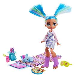 Cave Club Pyjamapartyspaß mit Tella Spielset & Puppe