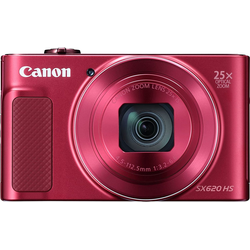 Canon SX 620 HS Kompaktkamera rot