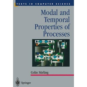 Modal and Temporal Properties of Processes Texts in Computer Science