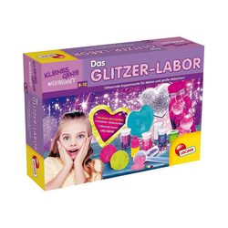 Lisciani Lernspielzeug Das Glitzer-Labor